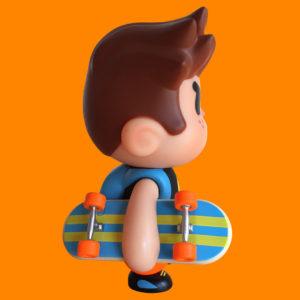 Kay toy by QuailStudio