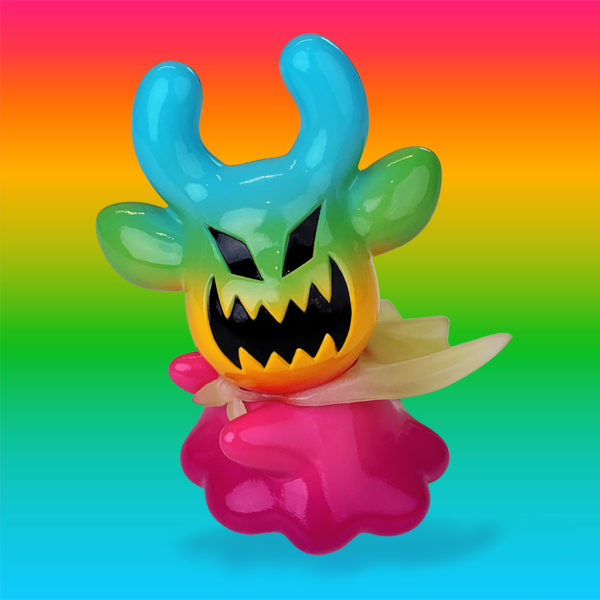 Cowly Rainbow Ghost
