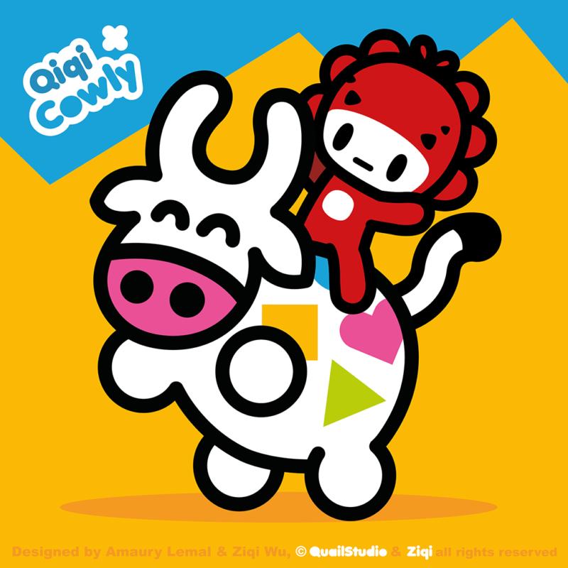illustration d'arrirére plan pour le festival du jouet 2013 à Taipei
