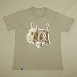 Cowly Skeleton T-shirt design