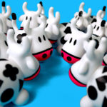 Pre-release Cowly Toy